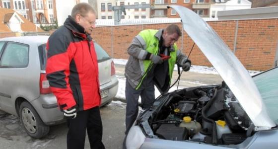 caad02beaef Kuidas auto akut enne talve kontrollida ja hooldada?
